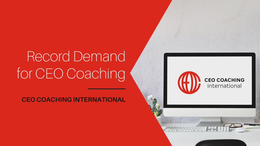 Record Demand For Ceo Coaching