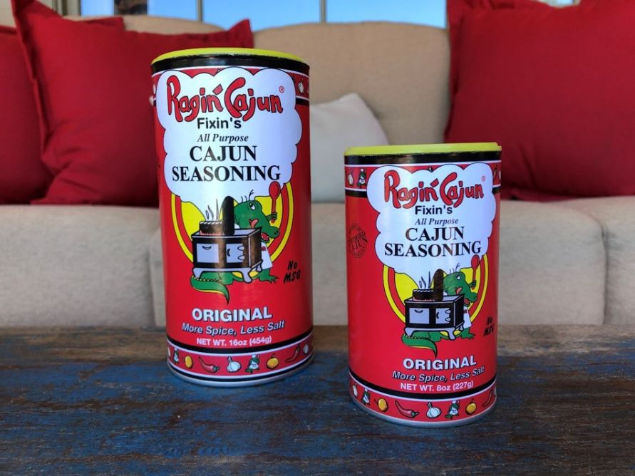 Ragin Cajun Foods