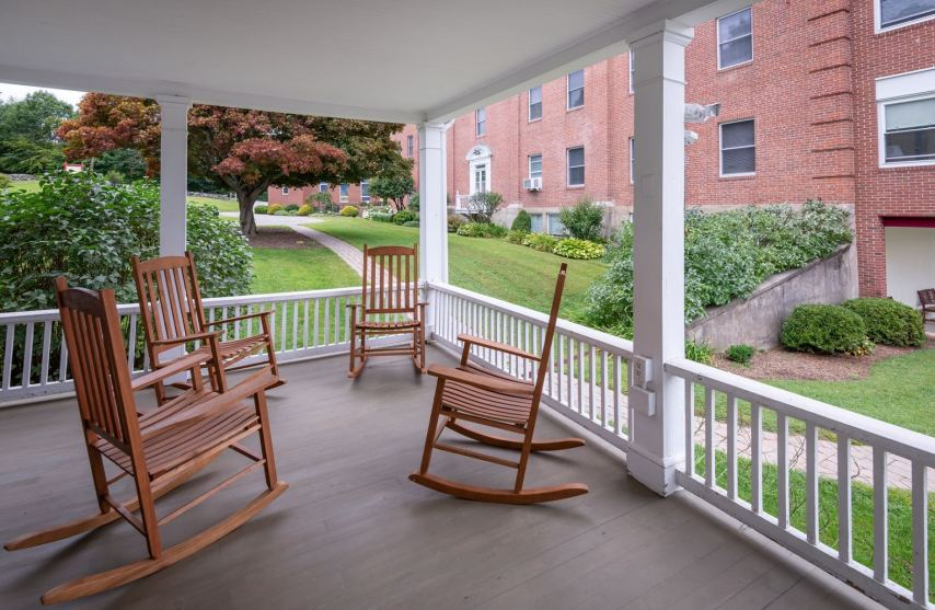 Wisdom House is now open for meetings and retreats