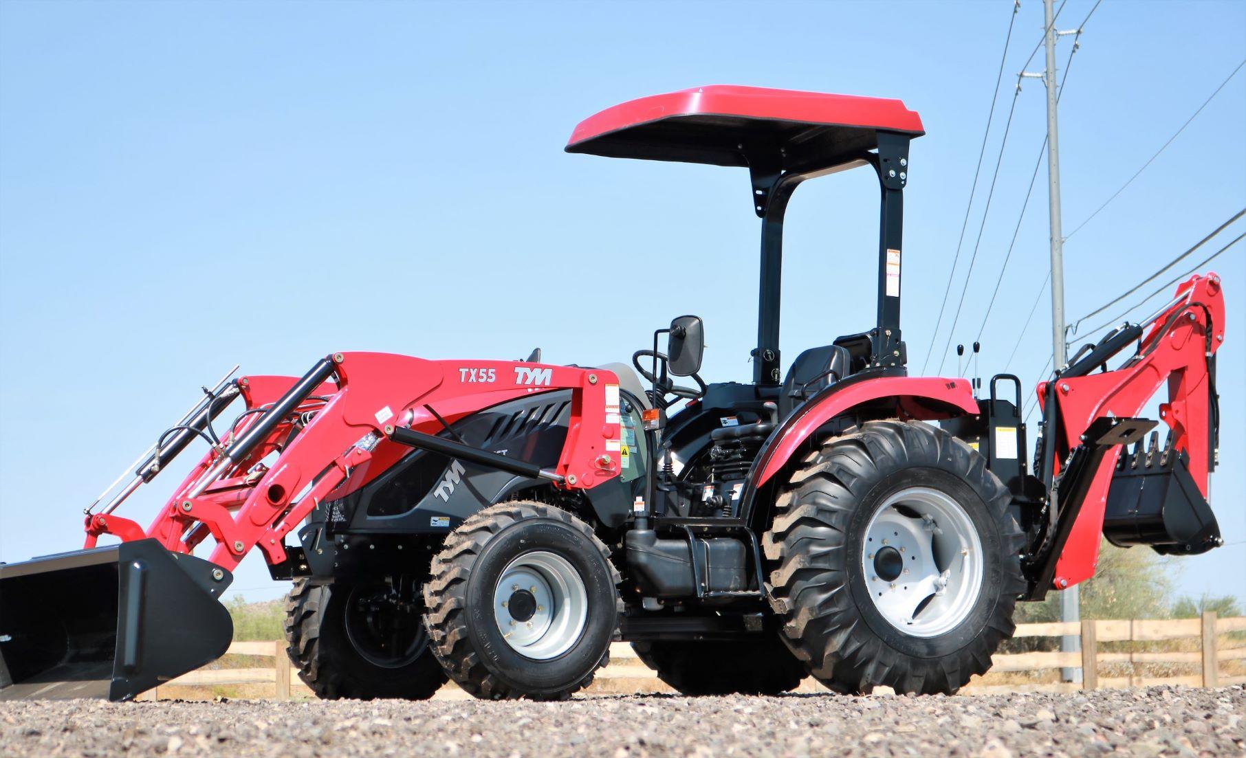TYM Team Tractors Arizona, New Mexico, California