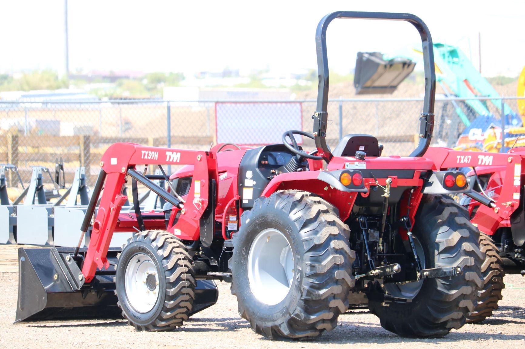 Tym Tractor Team Tractor 394 40 HP Tractor Arizona