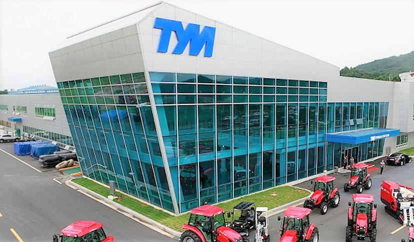 Tym Tractors Headquarters - Team Tractor Corp.