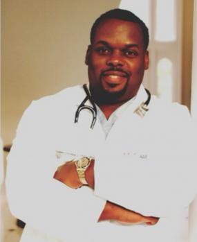 Dr. Damon Christian Kimes