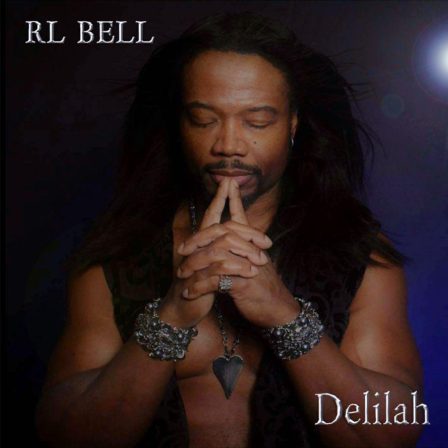 """Rl Bell """"Delilah"""" Album Cover"""