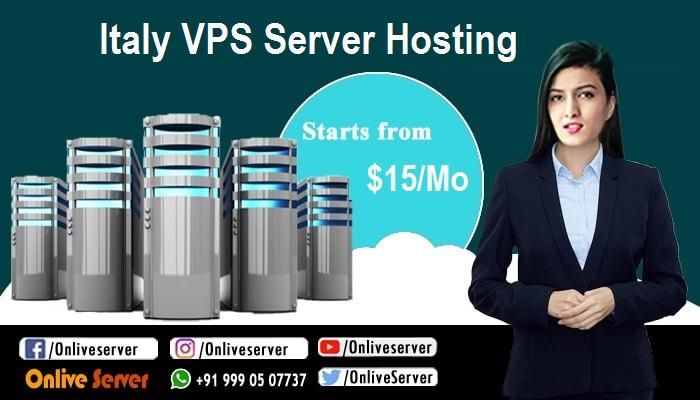 Italy VPS Server Hosting For All Businesses