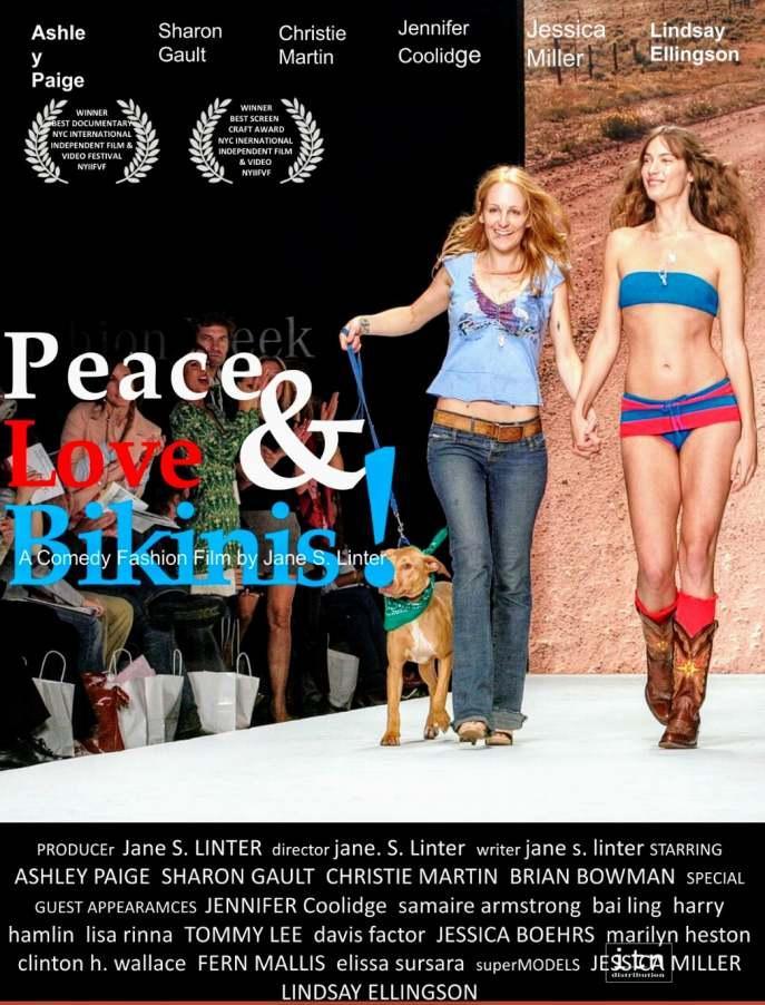 Peace Love and Bikinis! Director: Jane S. Linter