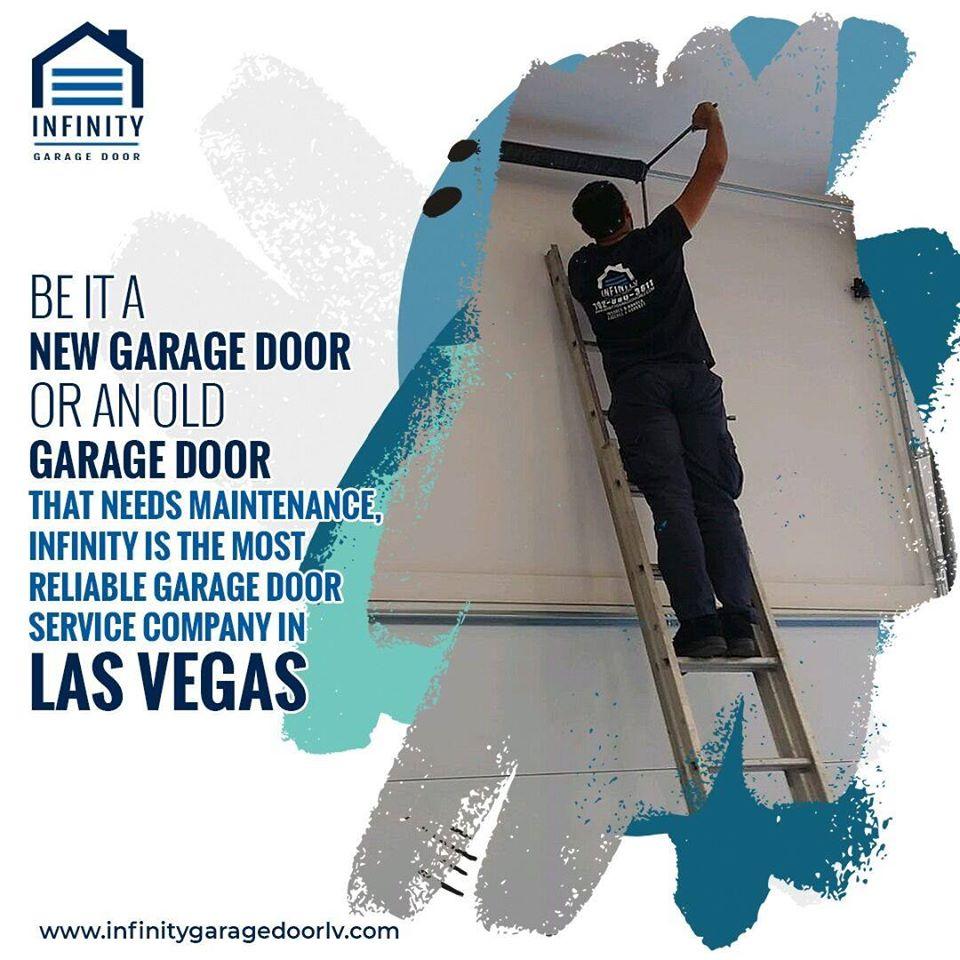 infinity garage door repair las vegas 4