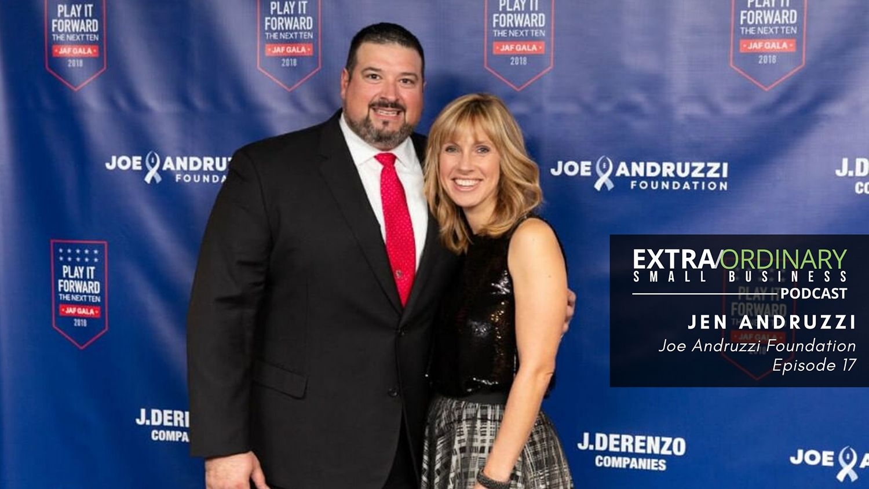 Jen Andruzzi, Joe Andruzzi Foundation, Guest