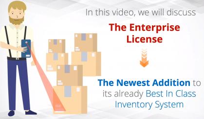 Inventory System - Enterprise License