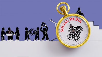 SMCH - Social Media Content Management Hub