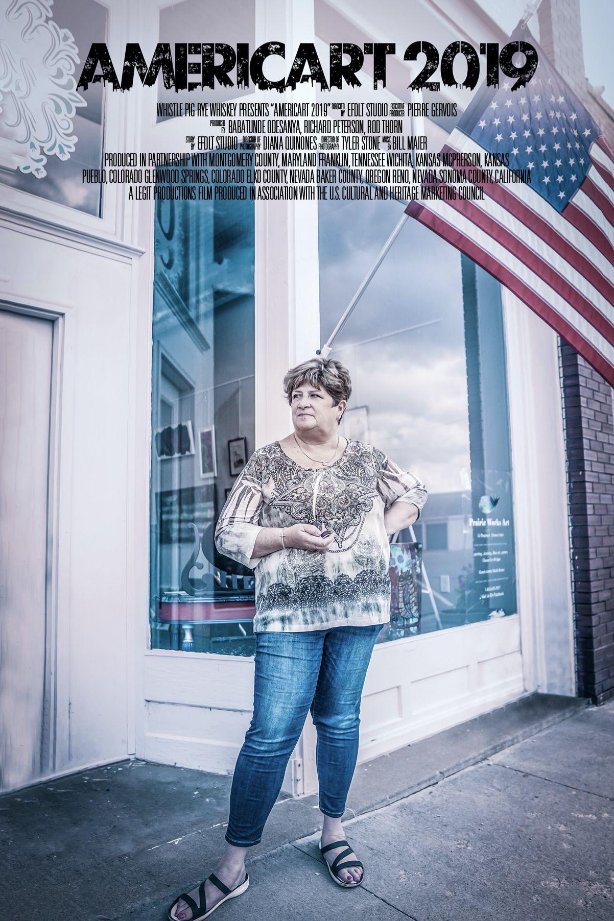 Americart 2019 Poster