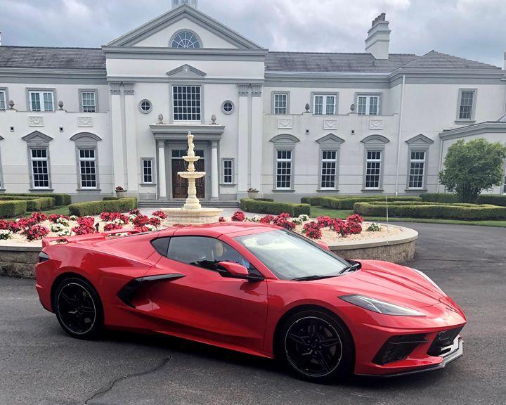 Sweepstakes Corvette