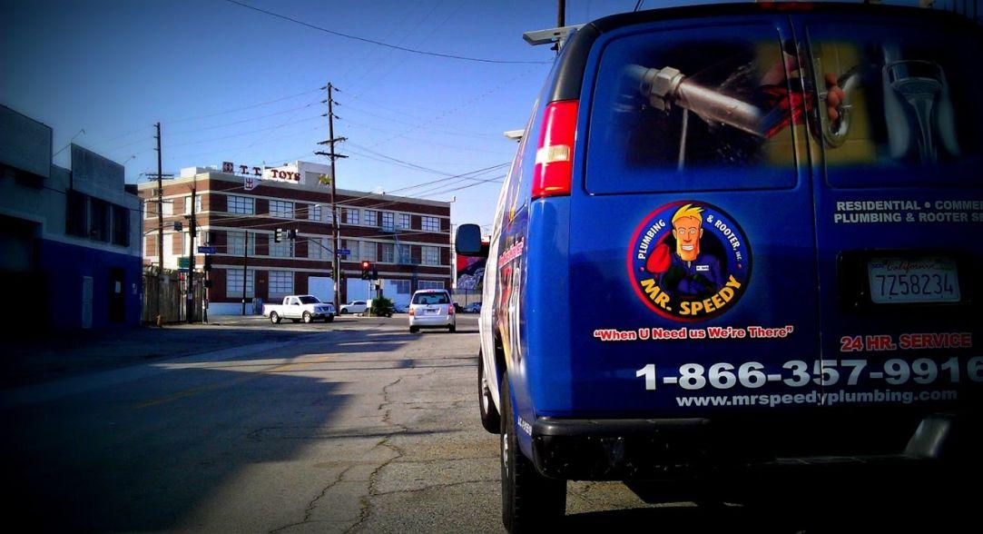 Los Angeles Facility, Mr Speedy Plumbing