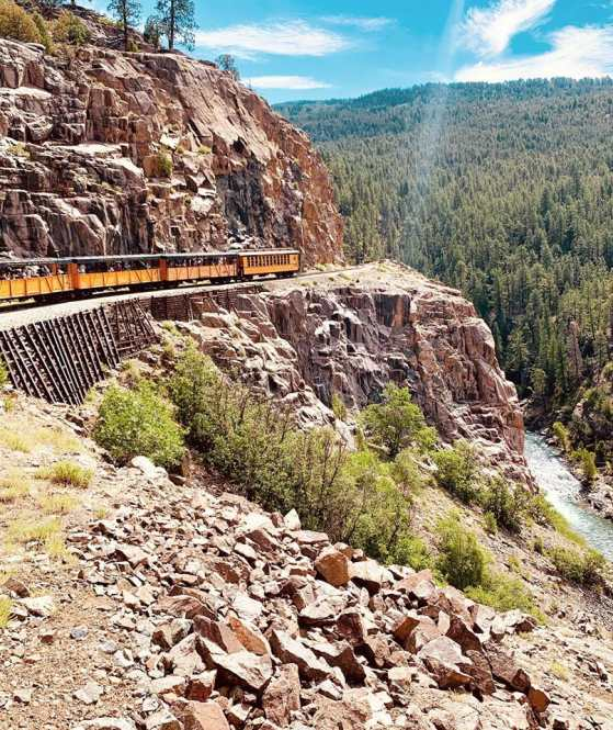 D&SNGRR is extending Cascade Canyon trips to 9/4.