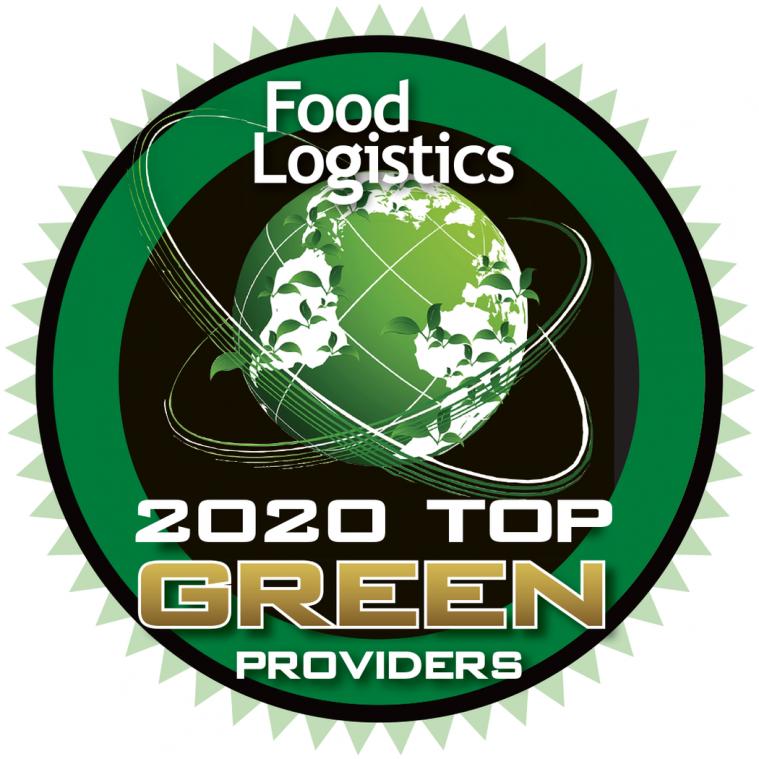 Food Logistics' Top Green Provider