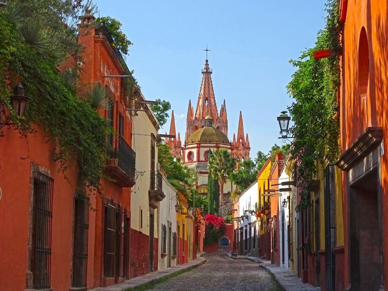 Aldama Street San Miguel De Allende