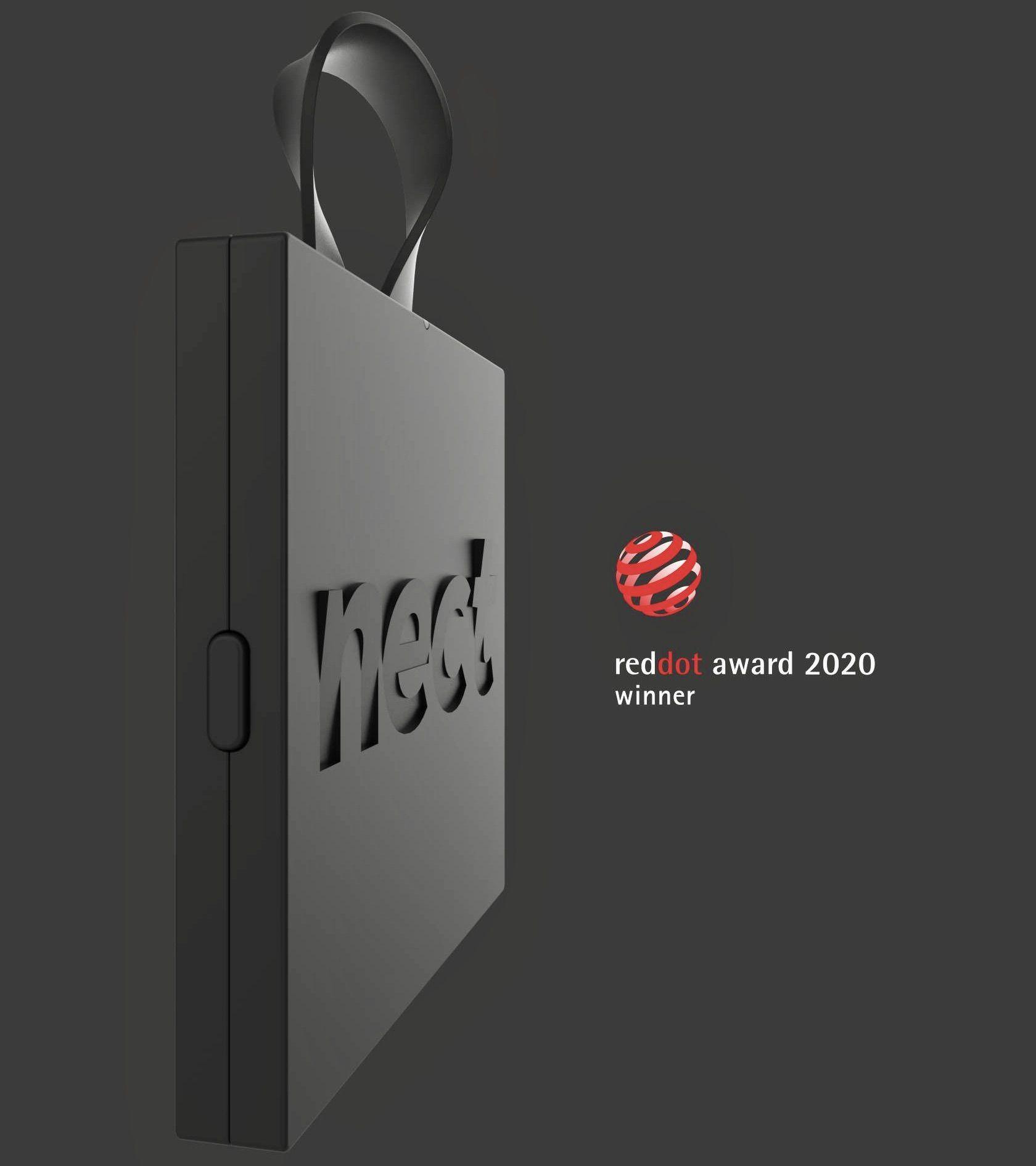 Red Dot Design Award: nect MODEM