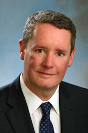 Thiel College Board of Trustee Michael Walton