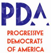 Progressive Democrats Of America Logo
