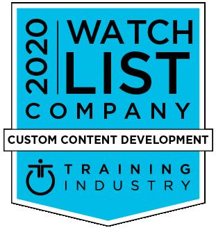2020 Watchlist Custom Content Development