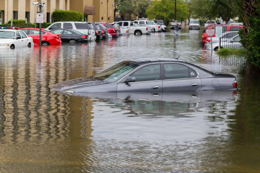 ClimaGuard protects cars during extreme flooding