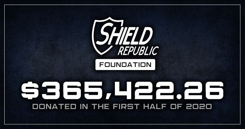 Shield Repubilc Foundation Donation