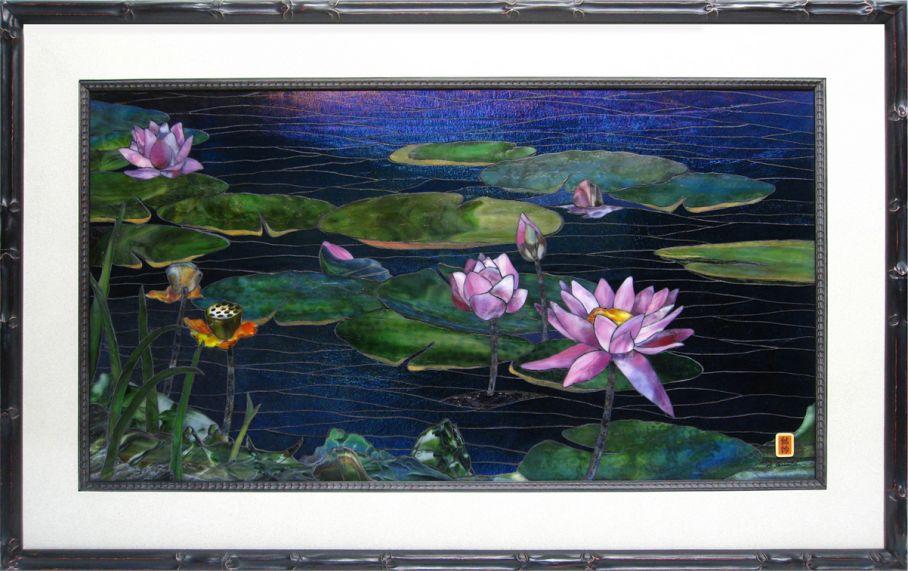 """Lotus Garden"" by Al Gunther"