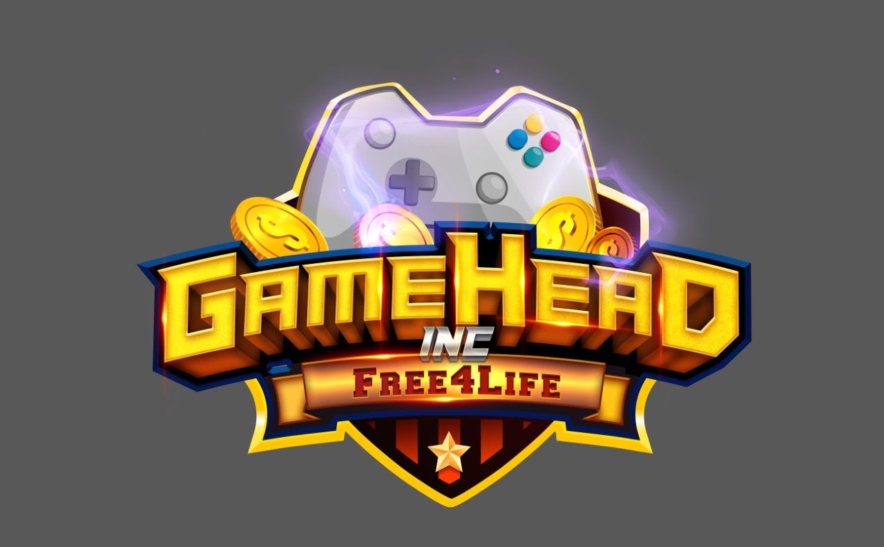 Gamehead Inc Logo