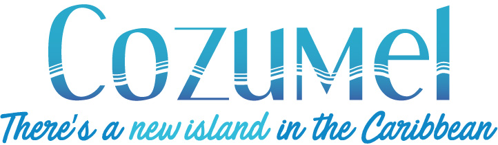 Cozumel Reopening Campaign Logo