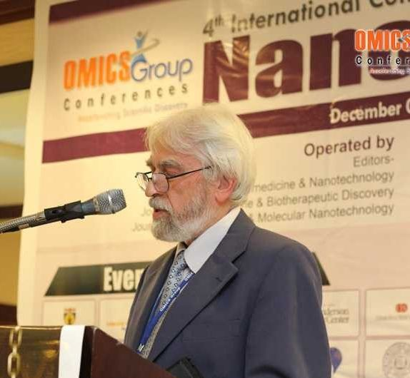 Dr. Stoyan Sarg, an author of 5 scientific books