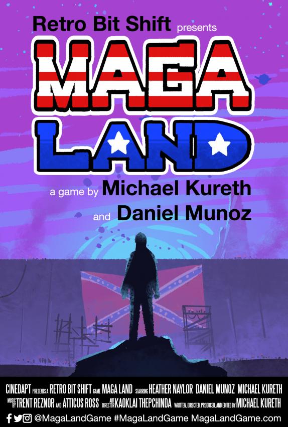 Maga Land Game