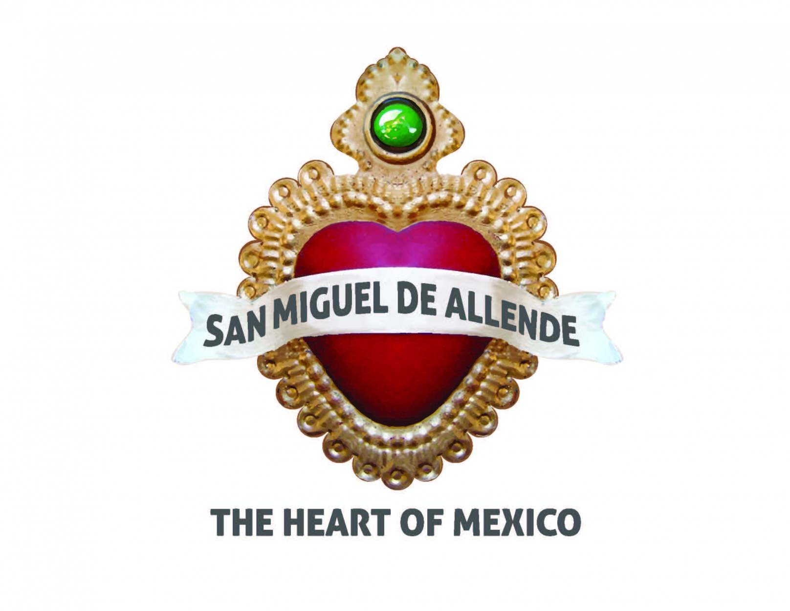 Logo The Heart Of Mexico