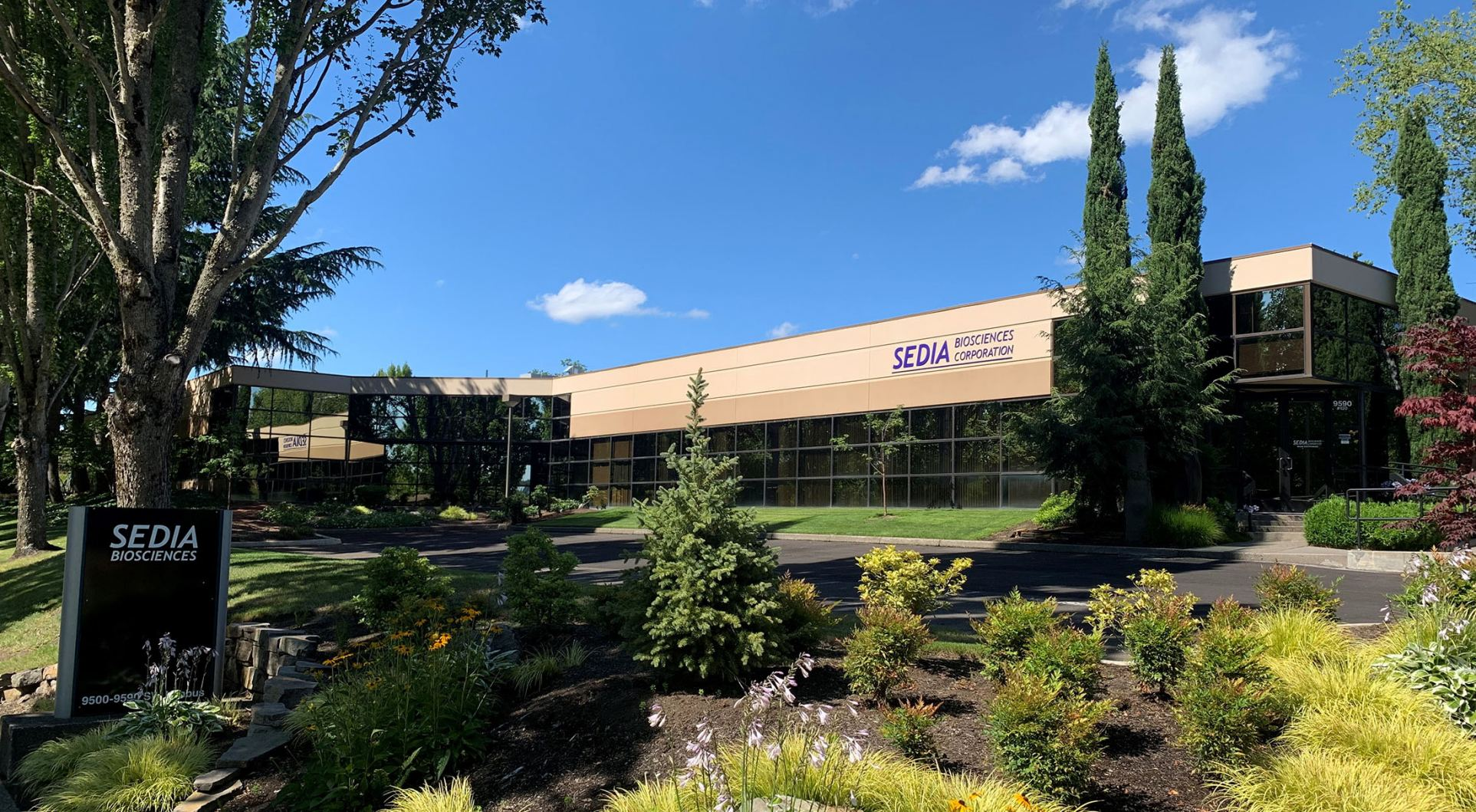 Sedia Biosciences Corporate Headquarters