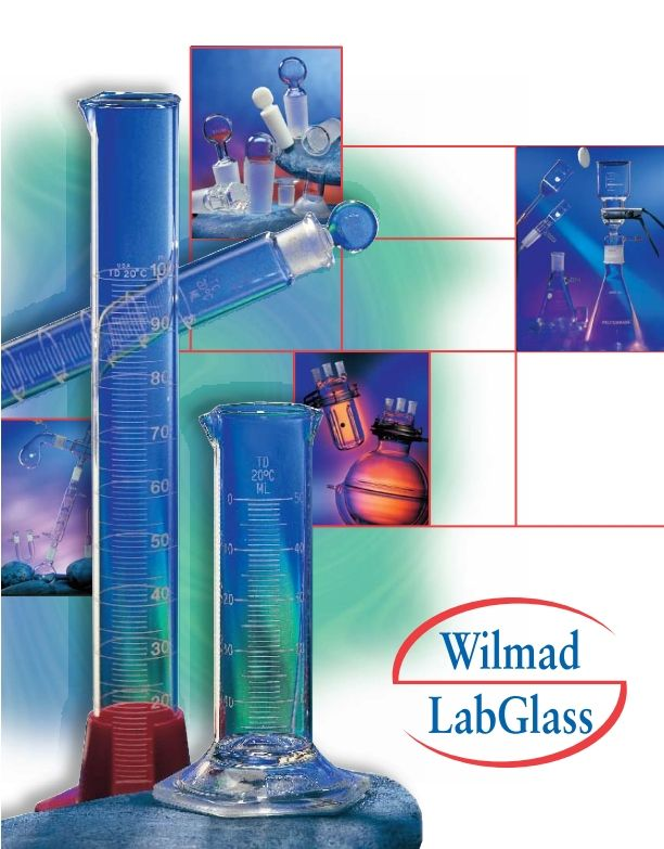 Wilmad Labglass Catalog Cover 001