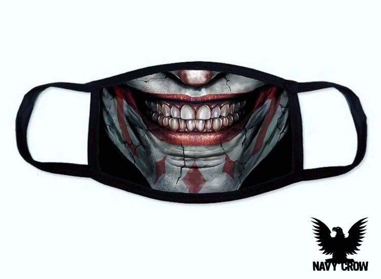 Halloween Covid Masks