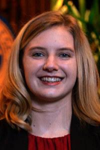 Thiel College 2020 graduate Breanna Mesich