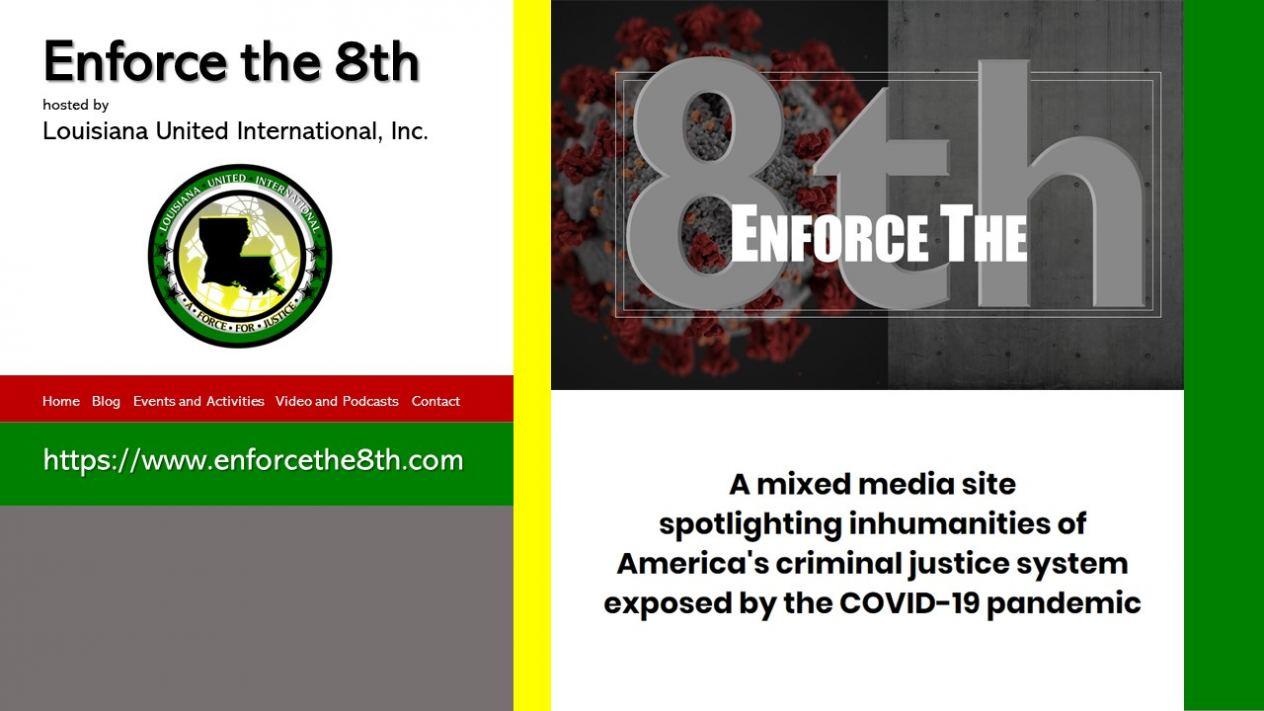 Hosted by Louisiana United International, Inc.