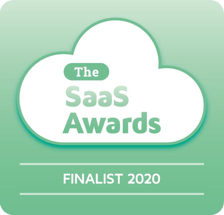 Saas Awards Finalist 2020