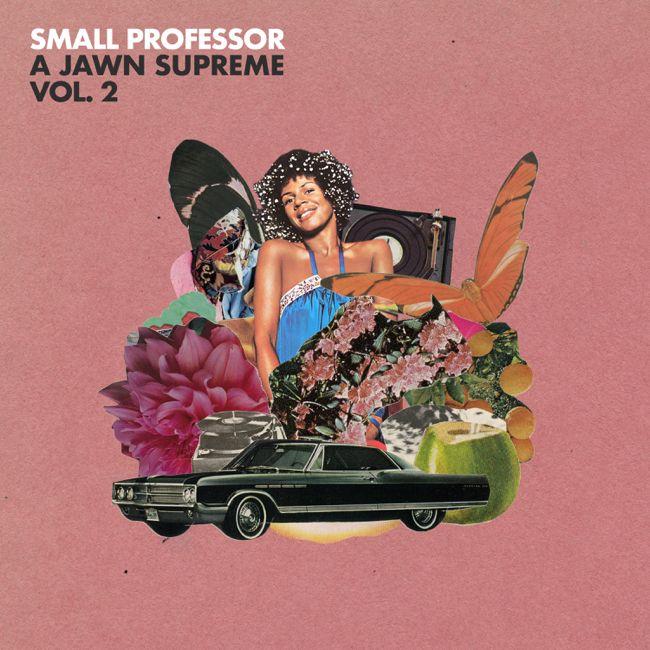 Small Professor - A Jawn Supreme (Vol. 2)
