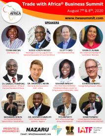 Twa Summit 2020 Speakerflyer