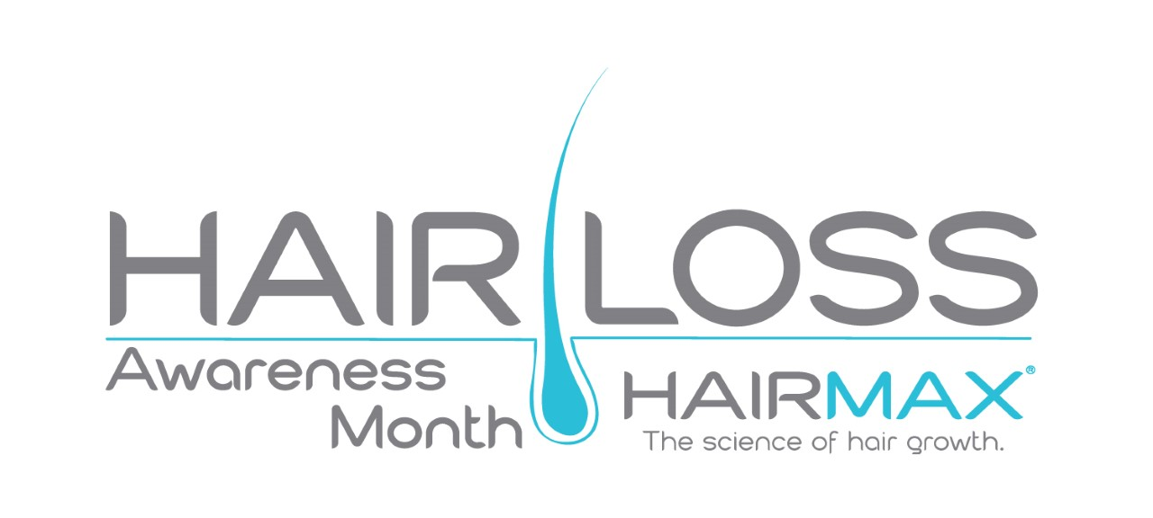 Hairloss Awareness Month Logo