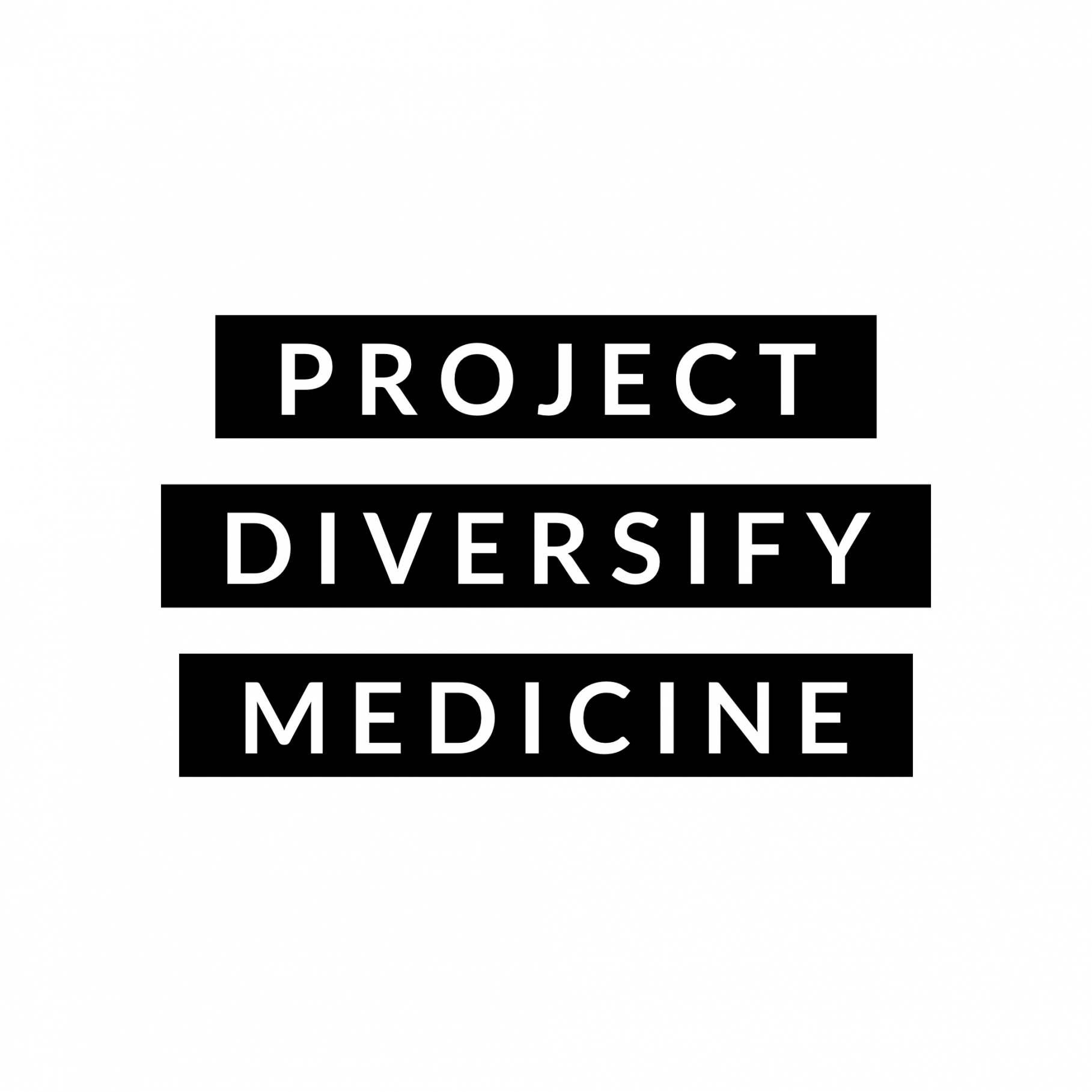 Project Diversify Medicine