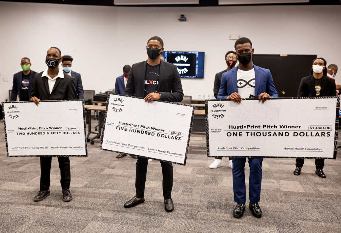 Metro Atlanta students competed for a cash prize