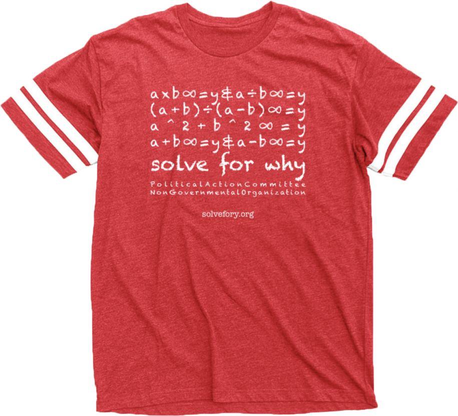 Solvefory Org Tshirt