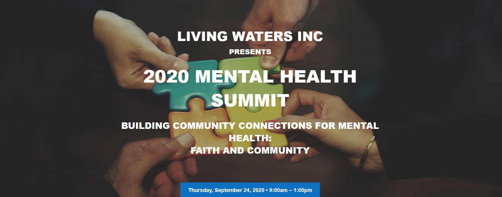2020 Mental Health Summit