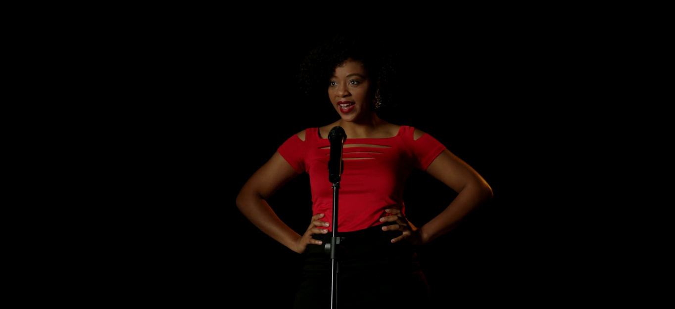 Charlotte Williams as Zoe in To the New Girl