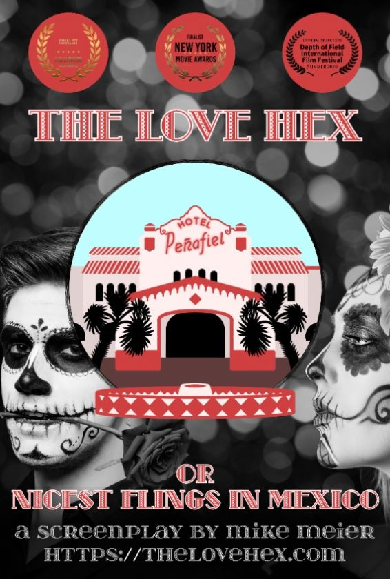 Poster The Love Hex Screenplay Lr