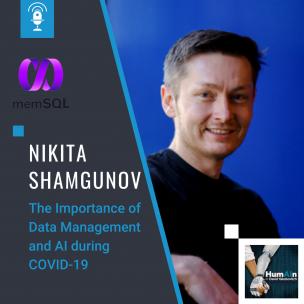 Nikita Shamgunov, CEO of MemSQL