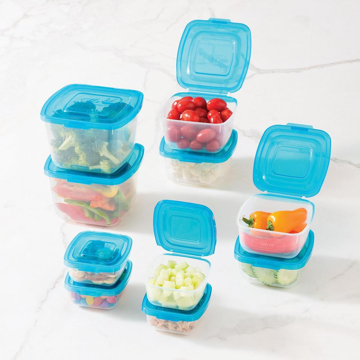 Sussex IM's Mr. Lid Storage Containers