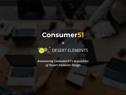 Consumer51 Acquires Desert Elements Design
